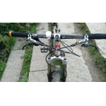 Dirt-/Downhill-Bike Custom XT/Bomber/Hydraulik/Alexrims - €400